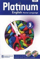 Picture of Platinum English Home Language Grade 3 Teachers Guide