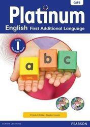 Picture of Platinum English FAL Grade 1 Teachers Guide