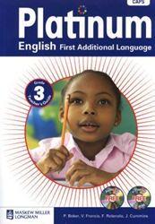 Picture of Platinum English FAL Grade 3 Teachers Guide
