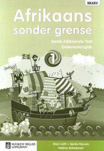Picture of Afrikaans Sonder Grense FAL Graad 1 Onderwysersgids