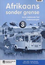 Picture of Afrikaans Sonder Grense FAL Graad 3 Onderwysersgids