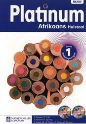 Picture of Platinum Afrikaans Huistaal Graad 1 Onderwysersgids