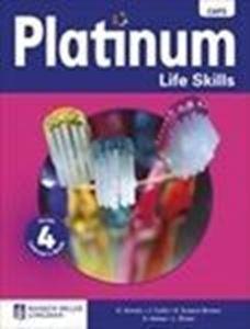 Picture of Platinum Life Skills Grade 4 Learner's Book (CAPS)