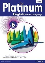 Picture of Platinum English Home Language Grade 6 Teachers Guide