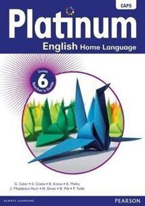 Picture of Platinum English Home Language Grade 6 Teachers Guide