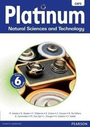 Picture of Platinum Natural Sciences and Technology Grade 6 Teachers Guide