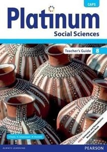 Picture of Platinum Social Sciences Grade 8 Teachers Guide