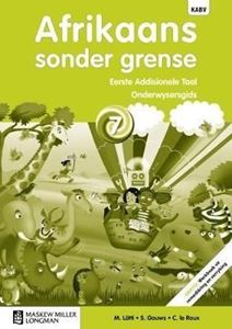 Picture of Afrikaans Sonder Grense EAT Graad 7 Onderwysersgids