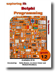 Picture of Exploring IT Delphi Programming Grade 12 2 Edition
