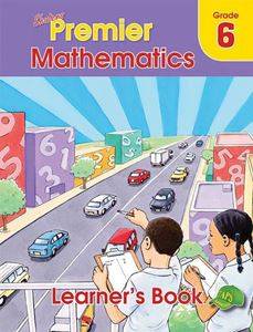 Picture of Shuters Premier Mathematics Grade 6 Learner's Book