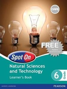 Picture of Spot On Natural Sciences and Technology Grade 6 Learners Book