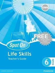 Picture of Spot On Life Skills Grade 6 Teacher's Guide