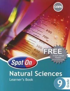 Picture of Spot On Natural Sciences Grade 9 Learner's Book