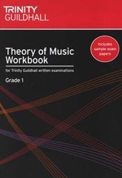 Picture of Trinity Guildhall Theory of Music Workbook Grade 1