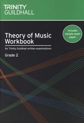 Picture of Trinity Guildhall Theory of Music Workbook Grade 2