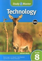 Picture of Study and Master Technology Grade 8 Learner's Book