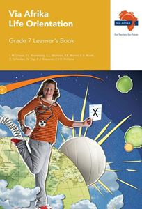 Picture of Via Afrika Life Orientation Grade 7 Learner's Book