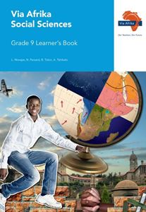 Picture of Via Afrika Social Sciences Grade 9 Learner's Book