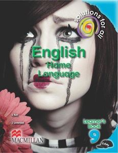Picture of Solutions For All English HL Grade 9 Learner's Book