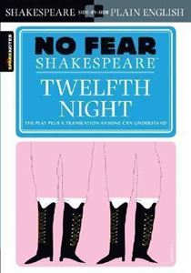 Picture of Twelfth Night (No Fear Shakespeare)