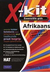 Picture of X-kit Essensiele Gids Afrikaans - Graad 8 - 12