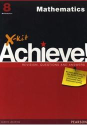 Picture of X-Kit Achieve! Mathematics Grade 8