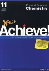 Picture of X-Kit Achieve! Physical Sciences Grade 11 Chemistry