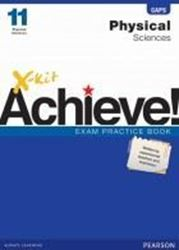 Picture of X-kit Achieve! Grade 11 Physical Sciences Exam Practice Book