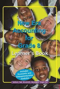 Picture of New Era Accounting Grade 8 Learner Book