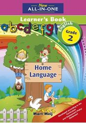 Picture of New All-In-One Grade 2 Home Language Learner's Book