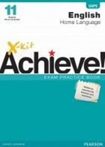 Picture of X-kit Achieve! Grade 11 English Home Language Exam Practice Book