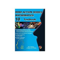 Picture of Mind Action Series Mathematics Grade 10 Textbook