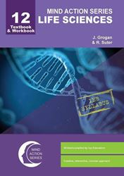 Picture of Mind Action Series Life Sciences Textbook/Workbook Grade 12 IEB