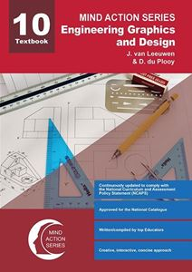 Picture of Mind Action Series Engineering Graphics and Design G10 Textbook 2nd edition