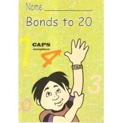 Picture of Bonds to 20 Workbook