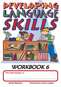 Picture of Developing Language Skills Workbook 6