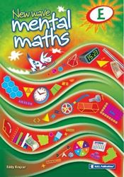 Picture of New Wave Mental Maths - Book E
