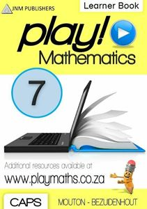 Picture of Play! Mathematics Grade 7 Learner Book