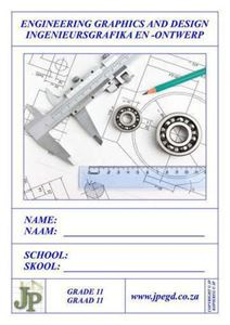Picture of Engineering Graphics & Design A3 Workbook Grade 11