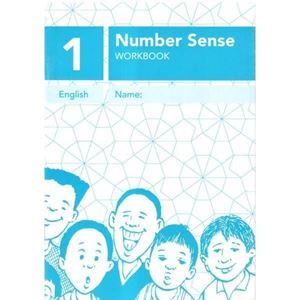 Picture of Number Sense Workbook 1 - A5