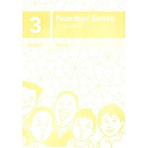 Picture of Number Sense Workbook 3 - A5