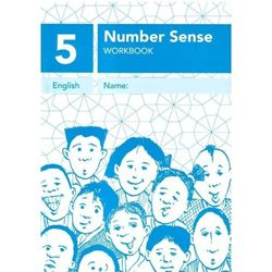 Picture of Number Sense Workbook 5 - A5