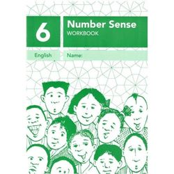 Picture of Number Sense Workbook 6 - A5