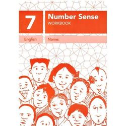 Picture of Number Sense Workbook 7 - A5
