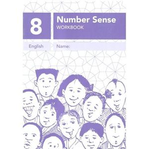 Picture of Number Sense Workbook 8 - A5