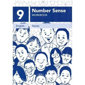 Picture of Number Sense Workbook 9 - A5