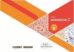 Picture of ABC of Mathematics Grade 6 Learner Workbook Book C