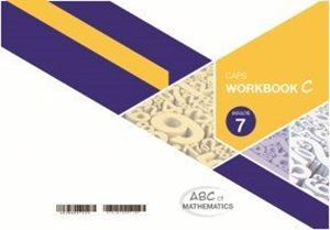 Picture of ABC of Mathematics Grade 7 Learner Workbook Book C