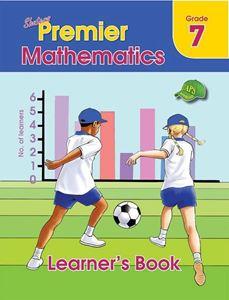 Picture of Premier Mathematics Grade 7 Learner's Book
