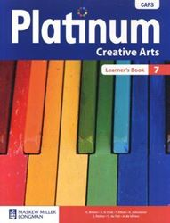 Picture of Platinum Creative Arts Grade 7 Learner's Book